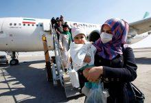 """Photo of وفيات """"كورونا"""" في إيران ترتفع إلى 6 أشخاص"""