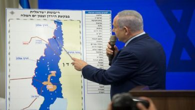 """Photo of نتنياهو يعلن بدء رسم خرائط الاحتلال حسب """"صفقة القرن"""""""