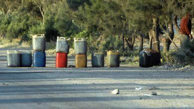 Photo of أسطوانة الغاز بـ16 ألف ليرة وبيدون المازوت بـ11 ألفاً في الأكشاك على طريق حمص ـ طرطوس