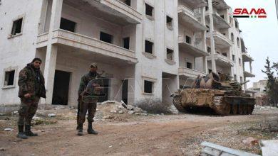صورة بعد الراشدين 4.. الجيش يسيطر على خان العسل غرب حلب