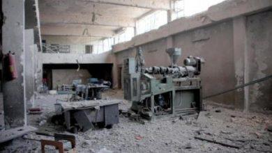 Photo of ألفي منشأة صناعية إلى العمل في المناطق المحررة مؤخراً في حلب
