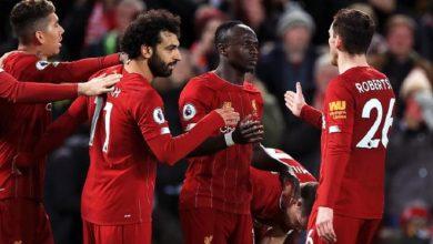 """Photo of ليفربول """"الخارق"""" يقترب من حسم لقب الدوري الإنكليزي"""