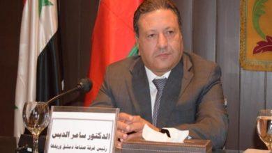 Photo of الدبس يطلب السماح بتصدير المواد التي منعت مؤخراً لتراكم الإنتاج