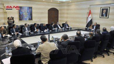 صورة مجلس الوزراء يتخذ عدة قرارات وقائية من فيروس كورونا