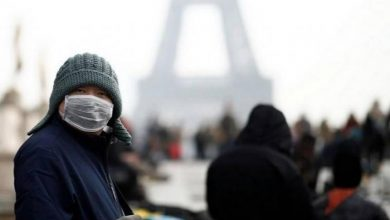 صورة ماكرون: فرنسا ستغلق حدودها مع أوروبا 30 يوماً
