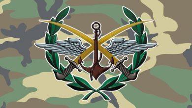 Photo of القيادة العامة للجيش السوري توقف كافة السوقيات مدة شهر كامل