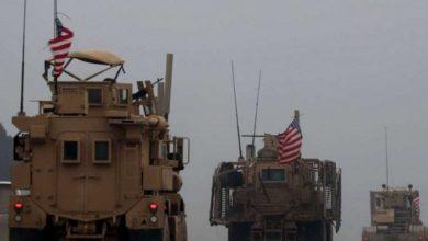 """Photo of انسحاب قوات """"التحالف"""" بقيادة واشنطن من قاعدة """"القائم"""" العراقية على الحدود مع سورية"""