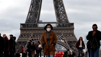 """صورة فرنسا: الوضع جراء فيروس كورونا """"يتدهور بسرعة"""""""
