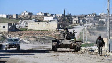 """Photo of مصدر ميداني لـ """"الوطن أون لاين"""": الجيش يوسع سيطرته غرب سراقب"""