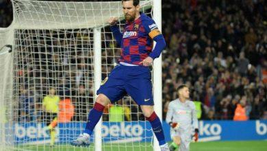 صورة بشق الأنفس.. برشلونة يختطف صدارة الليغا من ريال مدريد
