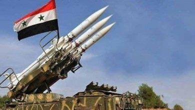 صورة إغلاق المجال الجوي لرحلات الطائرات ولأية طائرات مسيرة فوق المنطقة الشمالية الغربية من سورية