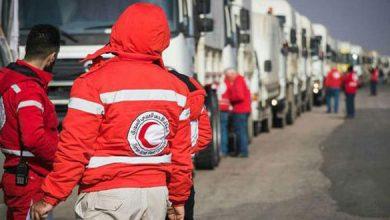 صورة أكثر من 10 آلاف سلة غذائية وزعها الهلال الأحمر في الرقة.. وقريبا في حماه وطرطوس واللاذقية