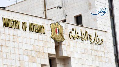 صورة القبض على مطلوبين بريف حمص وضبط أسلحة وقنابل
