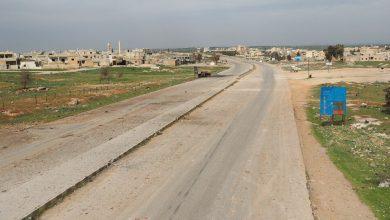 """صورة على رغم محاولات النظام التركي تعطيله.. الحكومة السورية تفتح معبر """"ميزناز"""" إلى إدلب لتخفيف معاناة أهلها"""