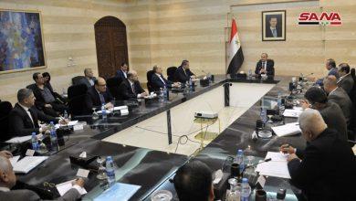 Photo of اجتماع حكومي لتحسين جودة الرغيف والحدّ من الازدحام في «السورية للتجارة»