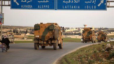 """صورة """"النصرة"""" تنقل أبراج التوتر العالي من """"M4"""" إلى تركيا.. فهل تنسحب منه؟"""