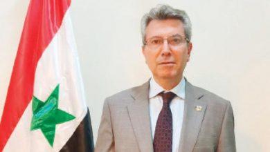 "Photo of سفير سورية لدى الإمارات: إصابات قليلة بين أبناء الجالية بـ""كورونا"" وهي تحت السيطرة والعلاج"
