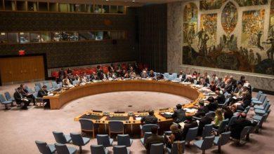 """صورة """"اشتباك"""" روسي أوروبي في مجلس الأمن بشأن اتهامات """"كيميائية"""" باطلة ضد سورية"""