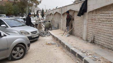 "Photo of الأعمال الخدمية مستمرة خلال ""طوارئ كورونا"" في أحياء دمشق"