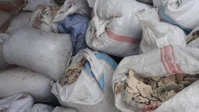 Photo of ضبط ٦ طن خبز تمويني يابس في ريف دمشق