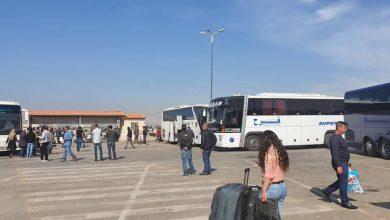 Photo of ١٠ آلاف مواطن غادروا دمشق عبر ٦١١ وسيلة نقل.. دباس: أعداد الواصلين أضعاف المغادرين