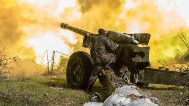 Photo of الجيش يقضي على العديد من الإرهابيين بينهم متزعم ويعزز وجوده بريف حماة