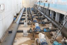 "Photo of إعادة ضخ مياه الشرب من محطة ""علوك"" إلى مدينة الحسكة وضواحيها"