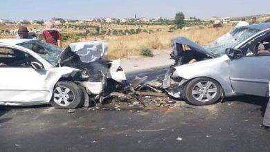 Photo of 61 حادث سير و2800 راجعوا مشافي حماة الوطنية في عطلة العيد