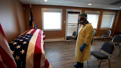 Photo of الولايات المتحدة تصل لـ 100 ألف وفاة بفيروس كورونا