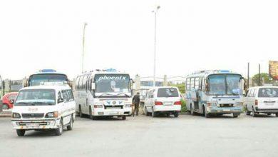 Photo of حركة شبه معدومة في مركز الانطلاق الجنوبي في أول يوم بالعيد بحمص