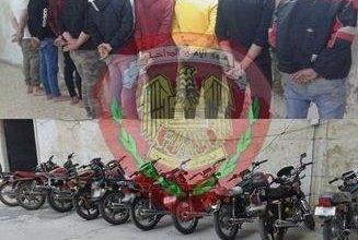 Photo of توقيف رُعناء الدراجات النارية بحماة