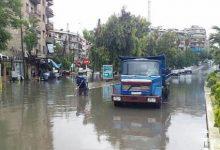 Photo of اختناقات مرورية في حلب جراء فيضانات الأمطار والمحافظ يشرف على معالجتها