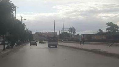 Photo of العاصفة المطرية تحظر تجوال الحلبيين في أول ايام العيد