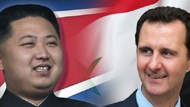 صورة رسالة من الرئيس الأسد لنظيره الكوري الديمقراطي تؤكد العلاقات التاريخية بين البلدين