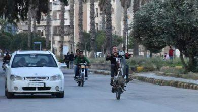 Photo of الدراجات النارية تزعج أهالي حماة.. وشرطة المرور تحتجزها