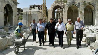 "Photo of نسب تنفيذ عالية في ""أموي"" حلب"