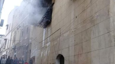 Photo of ٥٢ حريقاً في حماة بـ 5 أيام !