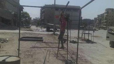 Photo of حلب تواصل تجهيز أسواقها الشعبية