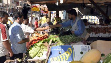 صورة 1.1 مليون كيلو خضراوات وفواكه تدخل سوق الهال بدمشق يومياً.. وتوقعات بانخفاض أسعار الفواكه خلال أيام