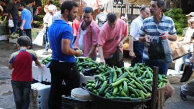 صورة وزير التموين من حمص: العمل على ضبط أسعار المواد الاستهلاكية في الأسواق
