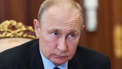 صورة بوتين في مقالة مطوّلة يحذر من الأثمان الباهظة لطي دروس التاريخ ..منظومة الأمم المتحدة ليست بالكفاءة الممكنة