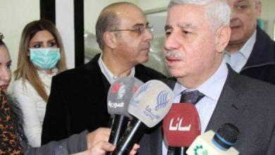 صورة وزير الصناعة: توقيف مقصّرين.. وآخرون سوف يحاسبون ويدخلون السجن