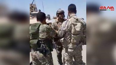 Photo of الأهالي والجيش يجبرون رتلاً للاحتلال الأميركي على التراجع في ريف الحسكة والقوات الروسية تكثّف دورياتها
