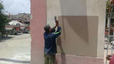 "Photo of ألواح خشبية في حلب للدعاية الانتخابية لمرشحي ""الشعب"""