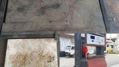 صورة محطات محروقات تتلاعب بالمكايل في جبلة