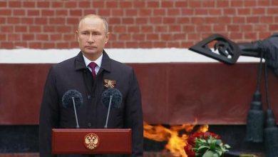 صورة بوتين في ذكرى «عيد النصر»: الانتصار في الحرب الوطنية العظمى حدد مستقبل كوكبنا لعقود