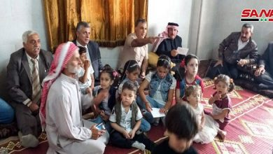Photo of عودة أول دفعة من أسر خان شيخون إلى منازلهم
