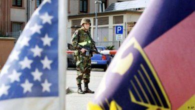 صورة برلين: القرار الأميركي بسحب قوات من ألمانيا غير مقبول