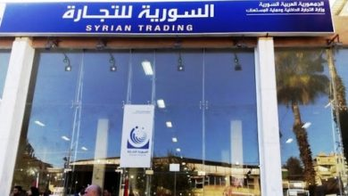 Photo of 413 صالة جديدة لـ«السورية للتجارة» قبل نهاية العام الجاري