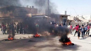 "Photo of تجدد المظاهرات ضد ممارسات ""قسد"" في الشدادي"